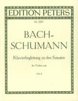 Klavierbegleitung zu den Sonaten für Violine solo, Heft 2 laflutedepan.com