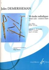50 Etudes Mélodiques Op. 4 Volume 1 laflutedepan.com
