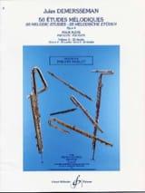 50 Etudes mélodiques op. 4 - Volume 2 laflutedepan.com