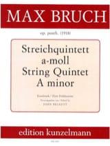 Streichquintett a-moll op. posth. - Partitur + Stimmen laflutedepan.com