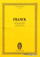 César Franck - Redemption - Sheet Music - di-arezzo.co.uk