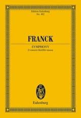Sinfonie D-Moll Ré Min. - Conducteur César Franck laflutedepan.com
