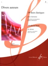 - 18 Classical Duos Volume 2 - Sheet Music - di-arezzo.com