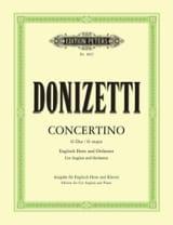 Concertino G-Dur – Englisch Horn Klavier laflutedepan.com