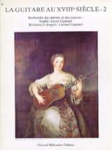 La guitare au 18ème siècle - Volume 2 laflutedepan.com
