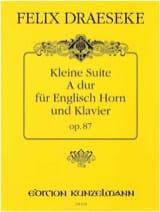 Félix Draeseke - Suite Kleine op.87 - Partitura - di-arezzo.es