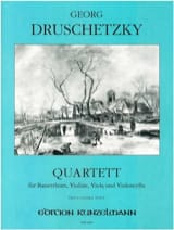 Quartett -Bassetthorn Violine Viola Violoncello laflutedepan.com