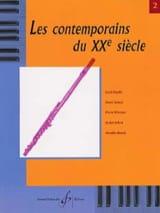 - Les Contemporains du 20° siècle Volume 2 - Flûte - Partition - di-arezzo.fr