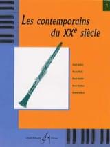 Les contemporains du 20ème s. - Volume 1 Partition laflutedepan.com
