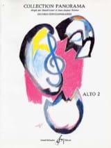 - Panorama Alto Volume 2 - Sheet Music - di-arezzo.co.uk