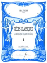 - Classic pieces - Volume 1 - Oboe - Sheet Music - di-arezzo.co.uk