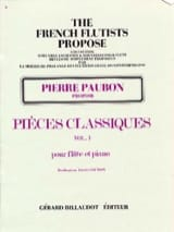 Pierre Paubon - Classic Parts - Volume 1 - Sheet Music - di-arezzo.com