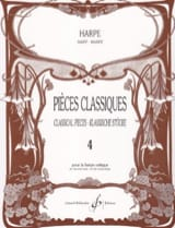 - Classic Volume 4 Pieces - Harp - Sheet Music - di-arezzo.co.uk