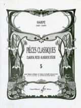 - Volume 5 Classics - Harp - Sheet Music - di-arezzo.co.uk