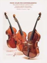 Bernard Salles - Para Young Double Bass Volumen 3 - Partitura - di-arezzo.es