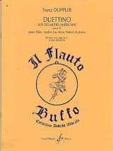 Duettino sur des motifs américains op. 37 laflutedepan.com