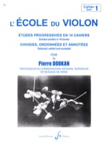Pierre Doukan - The Violin School Volume 1 - Sheet Music - di-arezzo.com