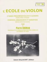 Pierre Doukan - The Violin School Volume 14 - Sheet Music - di-arezzo.co.uk