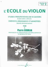 Pierre Doukan - The Violin School Volume 2 - Sheet Music - di-arezzo.com