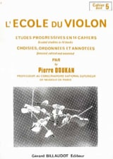Pierre Doukan - The Violin School Volume 5 - Sheet Music - di-arezzo.com