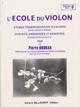 Pierre Doukan - The Violin School Volume 6 - Sheet Music - di-arezzo.co.uk