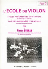 Pierre Doukan - The Violin School Volume 7 - Sheet Music - di-arezzo.com