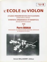 Pierre Doukan - The Violin School Volume 8 - Sheet Music - di-arezzo.com