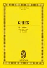 Edvard Grieg - Peer-Gynt Suites 1 - 2 - Sheet Music - di-arezzo.co.uk