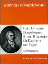 Doppelkonzert B-Dur –Klarinette Fagott Klavier - laflutedepan.com