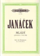 Leos Janacek - Mladi Jugend - Bläsersextett - Stimmen - Partition - di-arezzo.fr