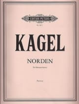 Norden – Partitur - Mauricio Kagel - Partition - laflutedepan.com