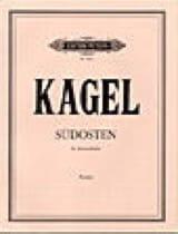 Südosten – Partitur - Mauricio Kagel - Partition - laflutedepan.com
