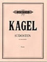 Mauricio Kagel - Südosten – Partitur - Partition - di-arezzo.fr