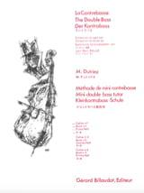 Méthode de mini-contrebasse, Volume 1 Michel Dutriez laflutedepan.com