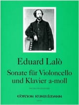 Edouard Lalo - Sonata a-moll - Sheet Music - di-arezzo.co.uk