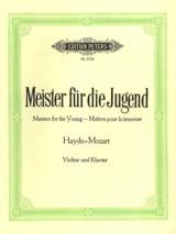 Meister für die Jugend - Violone HAYDN Partition laflutedepan.com