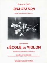 Graciane Finzi - Gravitation - Partition - di-arezzo.fr