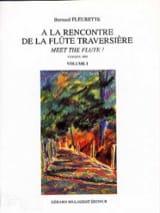 A la rencontre de la flûte trav. - Volume 1 laflutedepan.com