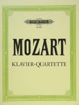 MOZART - Klavierquartette KV 478, KV 493 - Sheet Music - di-arezzo.co.uk