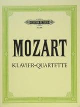 MOZART - Klavierquartette KV 478, KV 493 - Sheet Music - di-arezzo.com