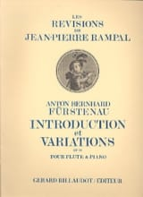 Introduction et Variations op. 72 laflutedepan