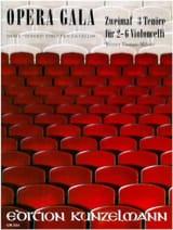 Opera Gala - Werner Thomas-Mifune - Partition - laflutedepan.com