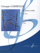 Giuseppe Gariboldi - 20 Small Studies op. 132 - Sheet Music - di-arezzo.co.uk