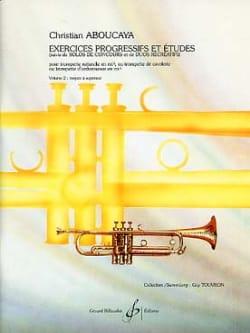 Exercices Progressifs Et Etudes Volume 2 - laflutedepan.com