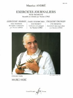 Maurice André - Daily exercises - Sheet Music - di-arezzo.com