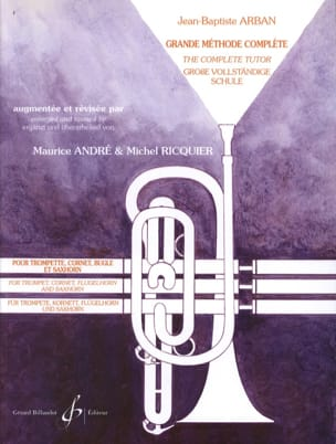 Jean-Baptiste Arban - Great Complete Method - Sheet Music - di-arezzo.co.uk