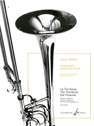 Claude Arrieu - Introduction Scherzo And Choral - Partition - di-arezzo.com