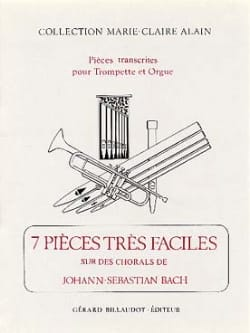 BACH - 7 Very Easy Pieces On JS Bach Chorales - Sheet Music - di-arezzo.co.uk