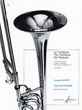 Jacques Barat - Medieval Caprice - Sheet Music - di-arezzo.com