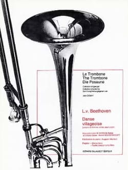 BEETHOVEN - Village Dance - Sheet Music - di-arezzo.com